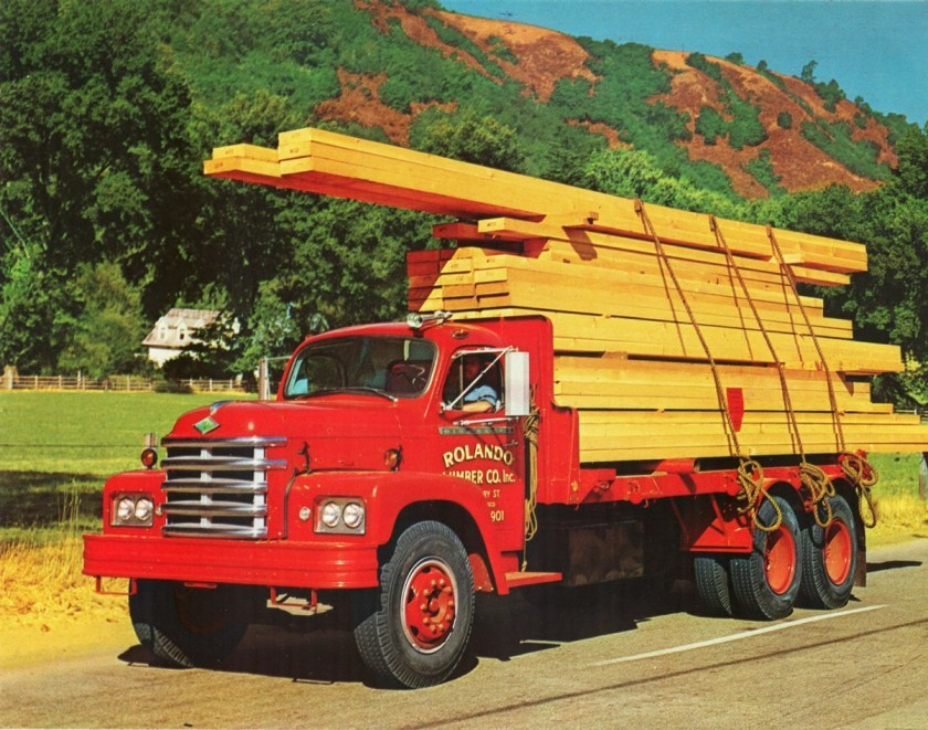 1961 Diamond T Model 4300 Truck