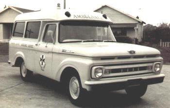 1961 Ford F100 Wimmera 1