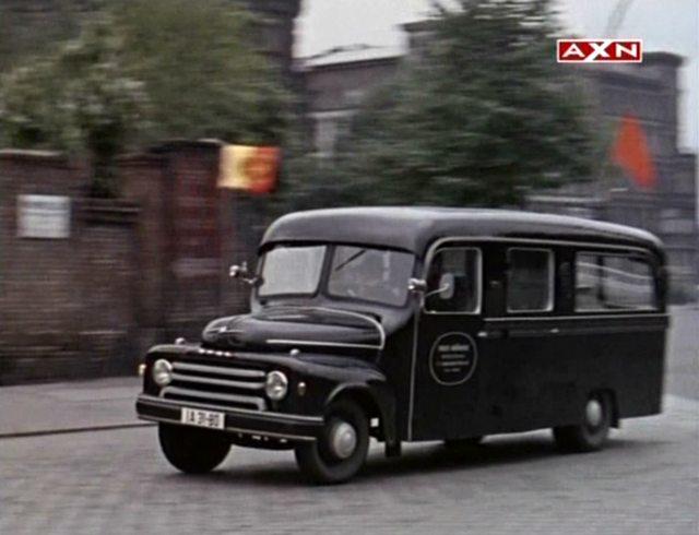1961 Hanomag L28