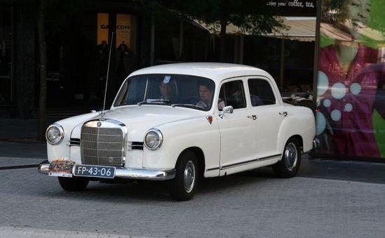 1961 Mercedes-Benz 180 FP-43-06