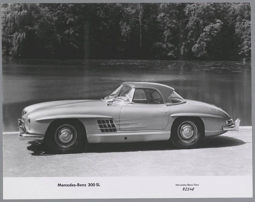 1961 Mercedes-Benz 300 SC W 196
