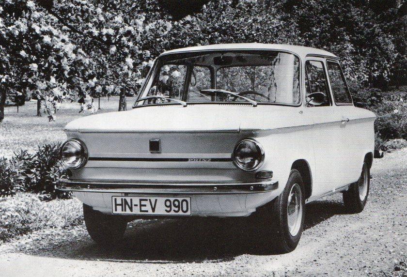 1961 NSU Prinz 4 L