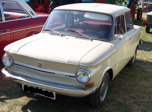 1961 NSU Prinz cremekleur