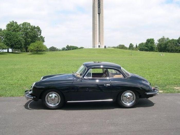 1961 Porsche 356B T