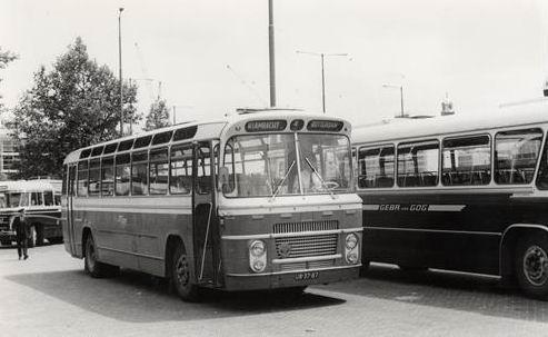 1961 Scania-Vabis en carroserie ZABO