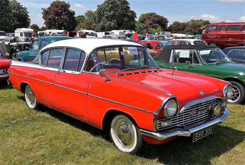 1961 Vauxhall Cresta PA