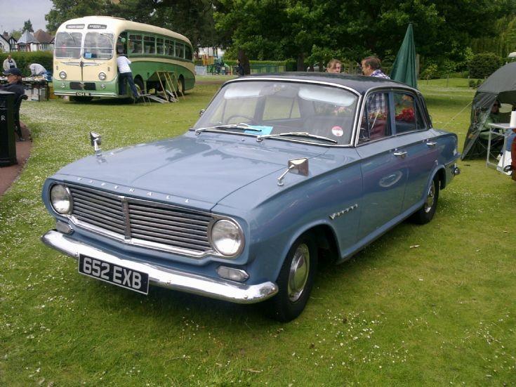1961 Vauxhall Victor c
