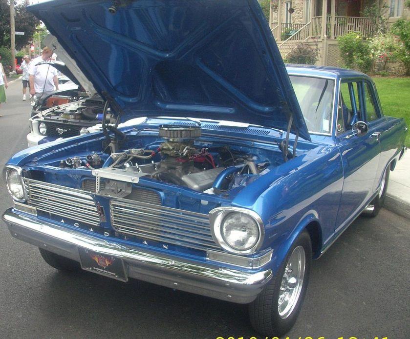 1962 Acadian 2-door sedan