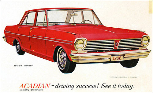 1962 Acadian Beaumont