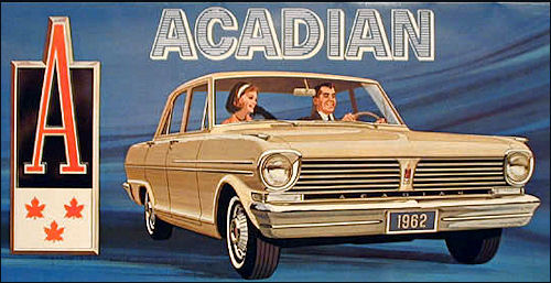 1962 Acadian Can