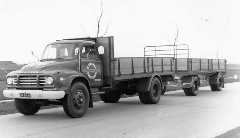 1962 Bedford 1