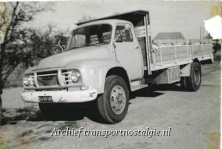 1962 Bedford Van Toorn
