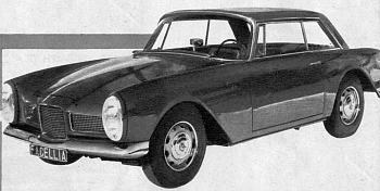 1962 facel facellia