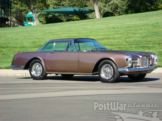 1962 Facel Vega Facel II Coupe
