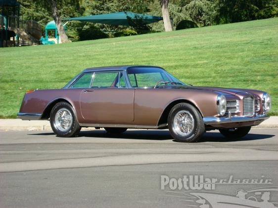 1962 Facel Vega Facel II Coupe