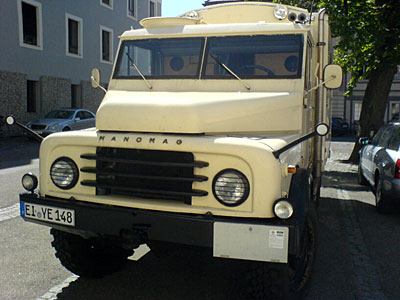 1962 Hanomag 911 148