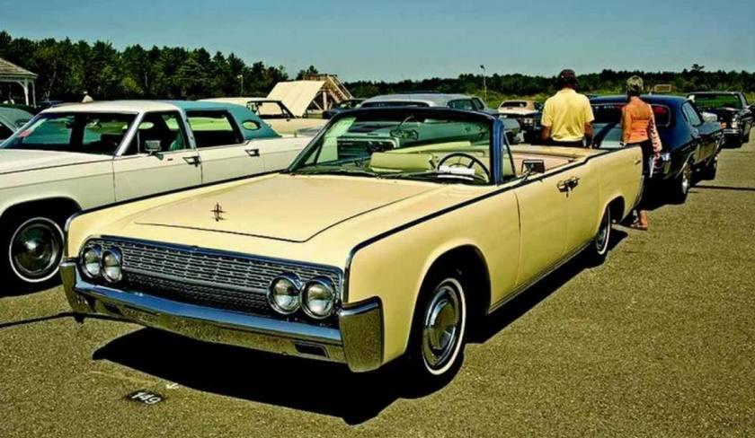 1962 Lincoln Continental (2)