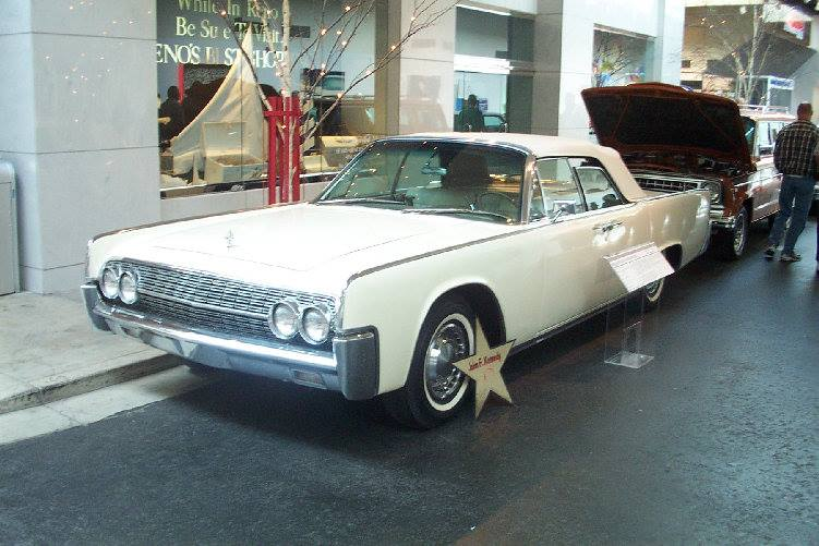 1962 Lincoln Continental 86 Convertible