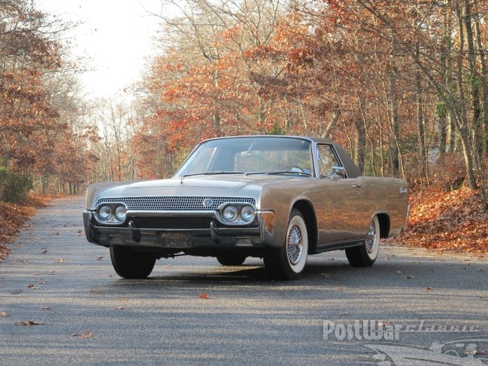 1962 Lincoln Continental Prototype