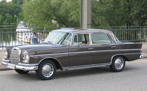 1962 Mercedes-Benz 300 SE long Sedan (W112)