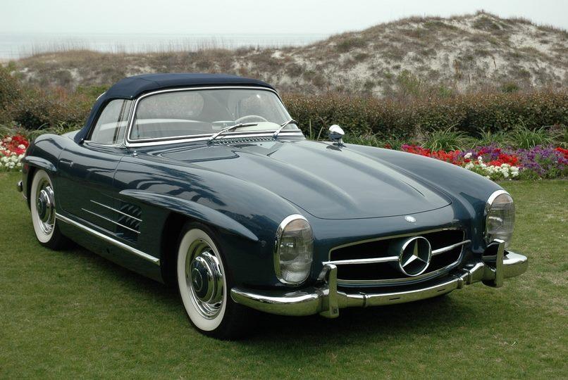 1962 Mercedes Benz modelo 300 SL