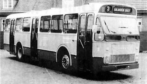 1962 Volvo B57-ZABO nr.2 Schutte 53