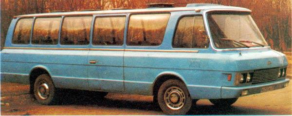 1962 Zil-118k