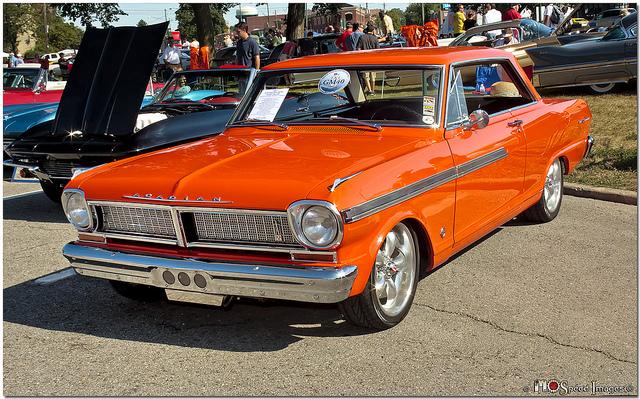1963 Acadian Beaumont Sport Deluxe s