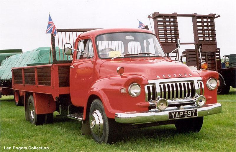 1963 Bedford TJ.