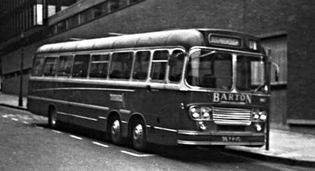 1963 Bedford Val 14 Yeates BARTON0002