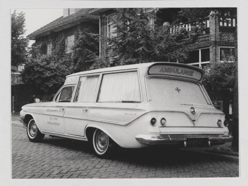 1963 Chevrolet Stationcar Brookwood 1 Noordwijkerhout