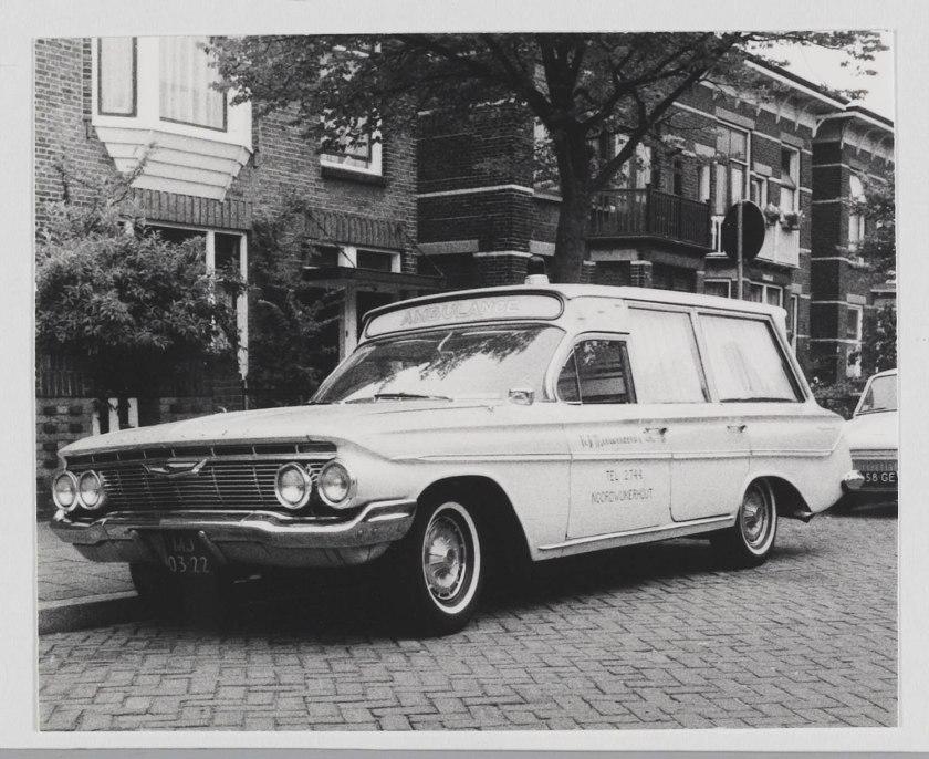 1963 Chevrolet Stationcar Brookwood Noordwijkerhout a