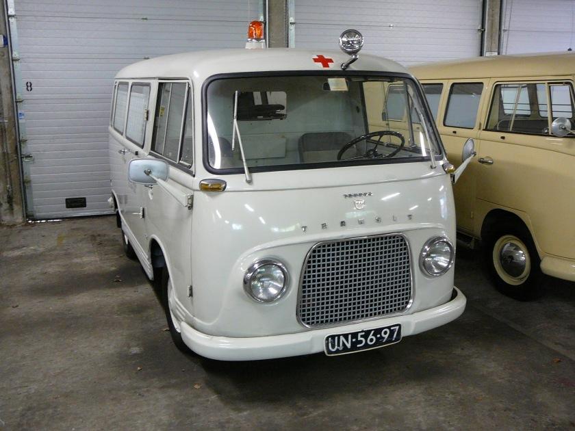 1963 Ford Taunus Transit FK panorama bus