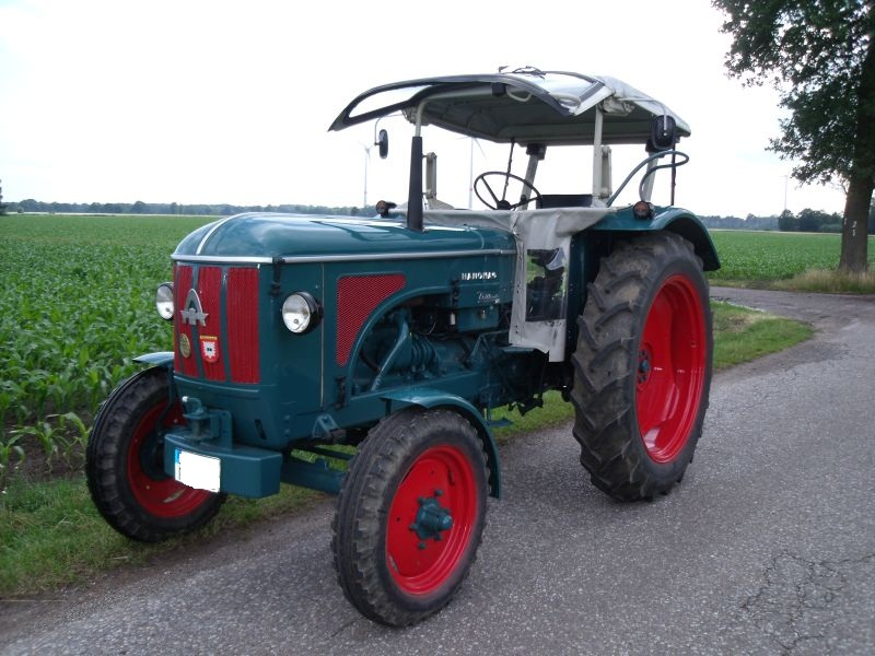 1963 Hanomag Brillant 600 S