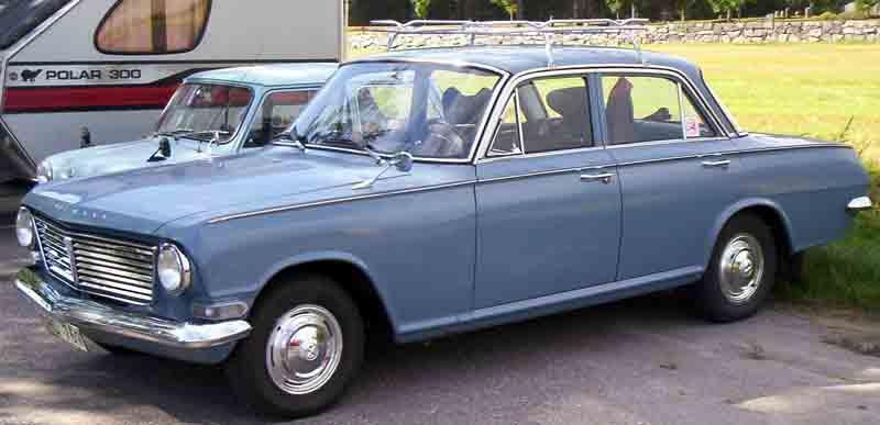 1963 Vauxhall 4-Door Saloon