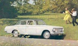 1963 Vauxhall Cresta