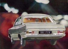 1963 Vauxhall Victor 101