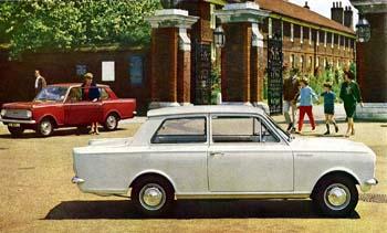 1963 Vauxhall Viva a