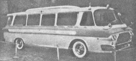 1963 zil 118 Ambu