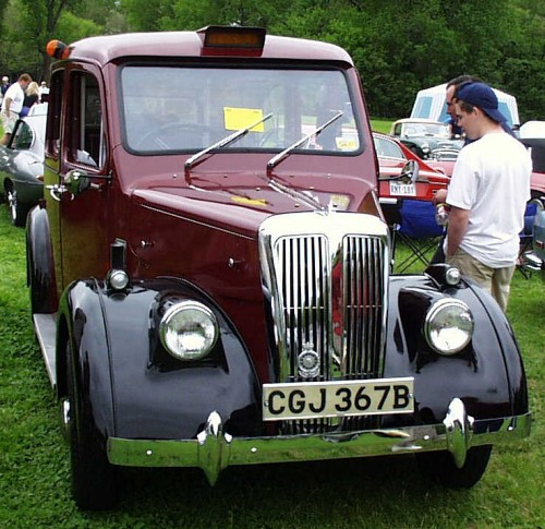 1964 Beardmore mark VII Taxi