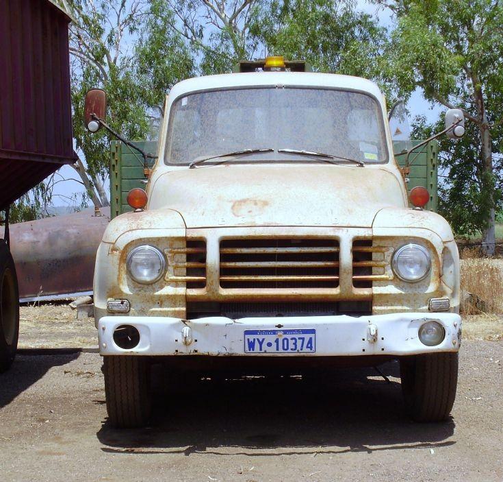 1964 Bedford old