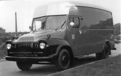 1964 Bedford TJ PTT