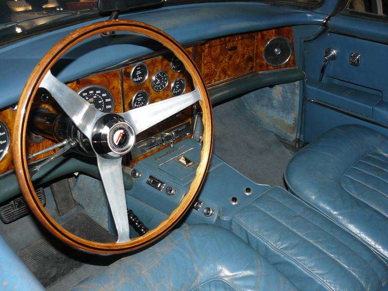 1964 Facel Vega Excellence PDB interieur