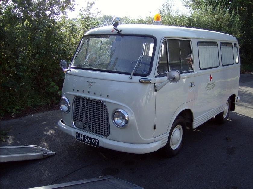 1964 Ford Taunus Transit UN-56-97