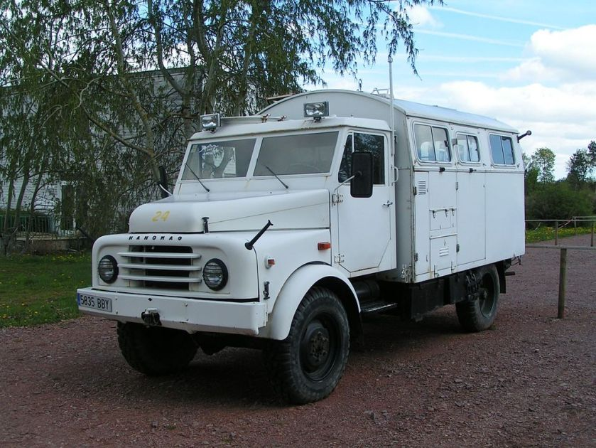 1964 Hanomag-LKW