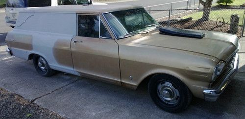 1964 Nova Chevy II Wagon-Hearse