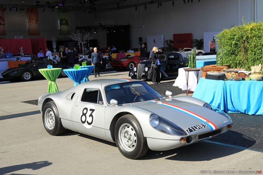 1964 Porsche 904 Carrera GTS 904