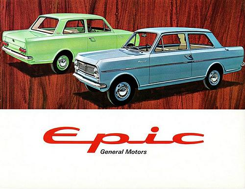 1964 Vauxhall Envoy Epic