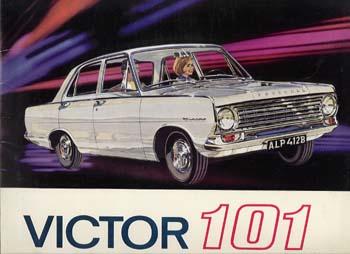 1964 Vauxhall Victor 101
