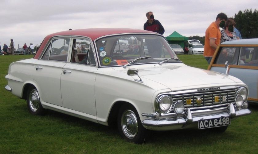 1964 Vauxhall Victor FB